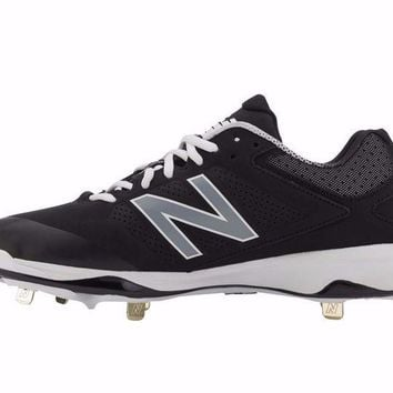 DCCK1IN new balance 4040v3 metal cleats low cut black