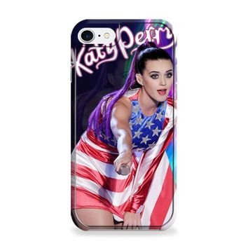 Katy Perry US flag iPhone 6 | iPhone 6S Case