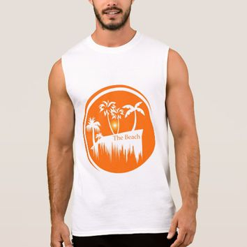 Men's Beach Ultra Cotton Sleeveless T-Shirt