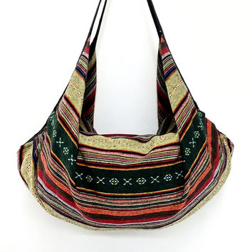 Shop Tribal Crossbody Bag on Wanelo