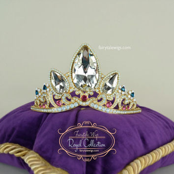 Rapunzel Tiara/ Crown Ready to Ship