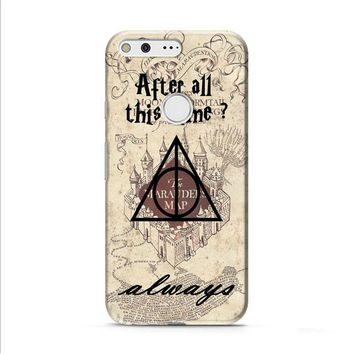 After all this time always quote harry potter Google Pixel XL 2 case