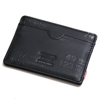 Charlie Card Wallet Site Leather