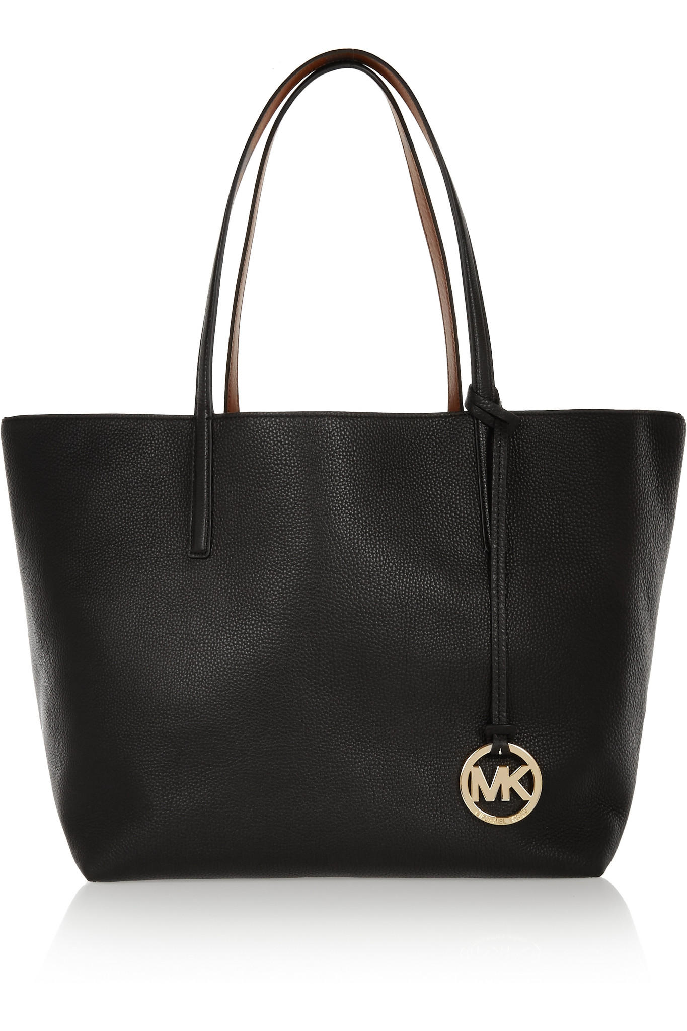 9e1710796117 MICHAEL Michael Kors - Izzy large reversible textured-leather tote
