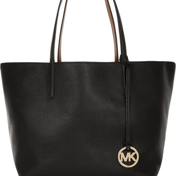 MICHAEL Michael Kors - Izzy large reversible textured-leather tote
