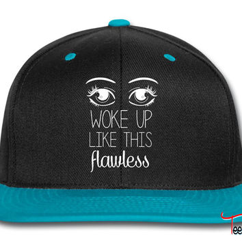 I woke up like this Snapback