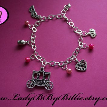 Perfect Princess Handmade Charm Bracelet