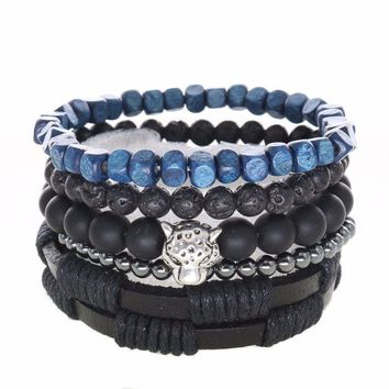 GRAZED - Multi-Layered Bracelets - Various