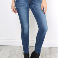 Flying Monkey High Waist Skinny Jean