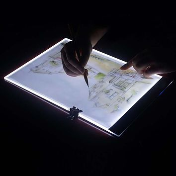 LED Light Box Stencil Touch Board for Drawing/Animation