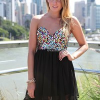 SEQUIN BODICE 2.0 DRESS , DRESSES, TOPS, BOTTOMS, JACKETS & JUMPERS, ACCESSORIES, SALE, PRE ORDER, NEW ARRIVALS, PLAYSUIT, Australia, Queensland, Brisbane