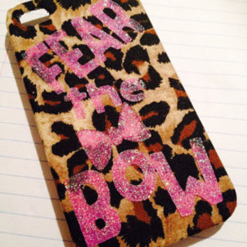 Fear the Bow iPhone 4/4s/5 Case