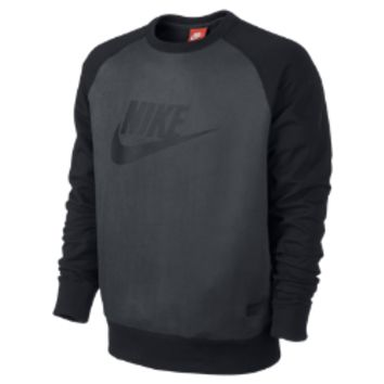 Nike AW77 Long-Sleeve Crew CR7 Men's Sweatshirt