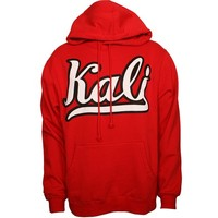 Krizz Kaliko - Red Kali Hoodie Strange Music, Inc Store