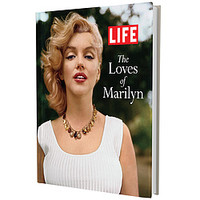 LIFE The Loves Of Marilyn Book