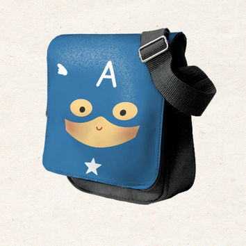 cute CAPTAIN AMERICA shoulder bag , The Avengers