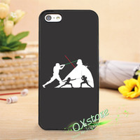 Fencing Star Wars 1 fashion phone cover case for iphone 4 4s 5 5s SE 5c 6 6s 7 6 plus 6s plus 7 plus *G1154