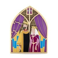 Sleeping Beauty King Stefan and Queen Leah Limited Edition Pin | Disney Store
