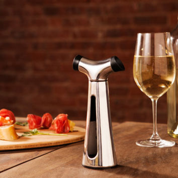 Verseur Metal + Levier - Uncork and uncap   Quirky Products