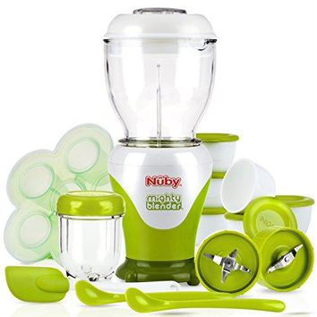 Fresh Mighty Blender For Baby And New Born Baby Shower Gift Idea