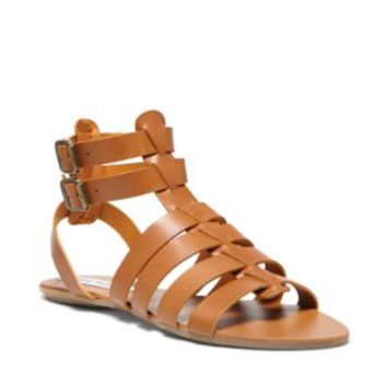 Steve Madden - SANDDUNE COGNAC LEATHER