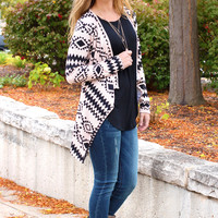 Lost Nations Cardi