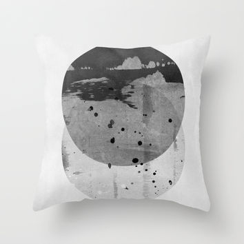 GEOMETRY 3 Throw Pillow by LEEMO