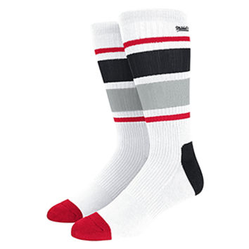 Mitchell & Ness Stripe Tube Socks - Mitchell & Ness Nostalgia Co.
