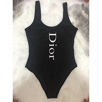 DIOR One Piece Bikini Set