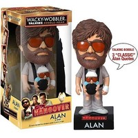 The Hangover Alan with Baby Talking Wacky Wobbler Bobble Head - The Hangover  - | TV Store Online