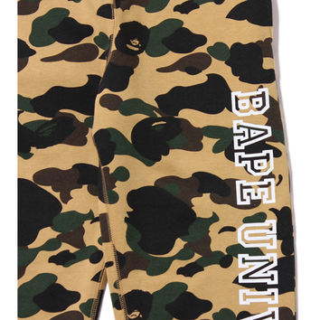 1ST CAMO SWEAT PANTS /AP