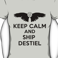 Ship Destiel Women's T-Shirt