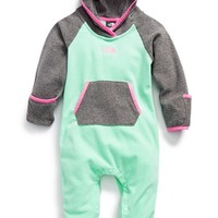 The North Face Infant Girl's 'Glacier' One-Piece,