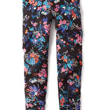 Old Navy Printed Leggings