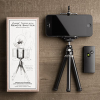 Tripod with Remote Shutter for iPhone®