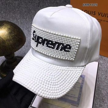 Supreme Crystals Baseball Hat