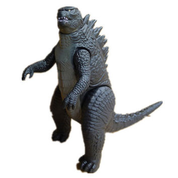 Godzilla detailed Toy Figures Feet and Hands Movable Movie Monster Toy Doll Model 80's hwd SQ12017