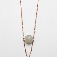 Need Supply Co. / Academy / Stone Drop Necklace