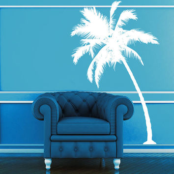 Beach themed wall decals b wall decal for Beach wall mural sticker