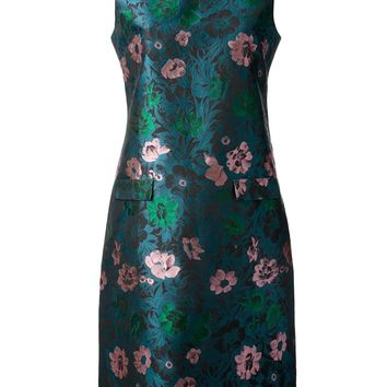 Erdem Sleeveless Floral Dress