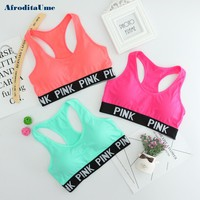 Fitness Workout Bra Tank Top