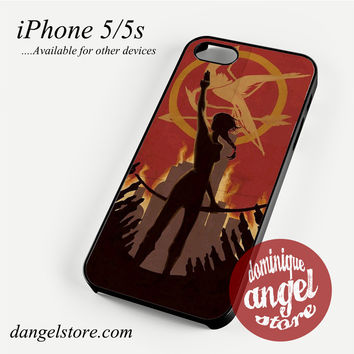 Hunger Games Arts 5 Phone case for iPhone 4/4s/5/5c/5s/6/6 plus