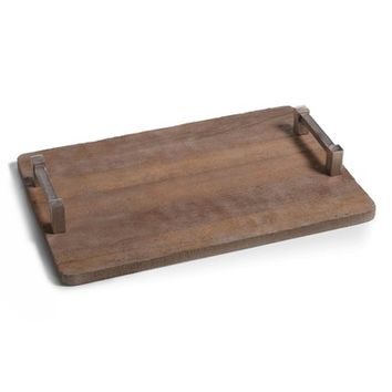 Zodax Asval Reclaimed Wood Serving Tray | Nordstrom