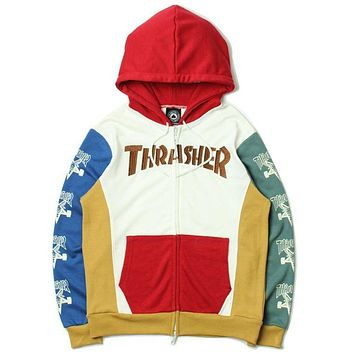 Hoodies Winter Zippers Hats Jacket [11529806796]  For Black Friday