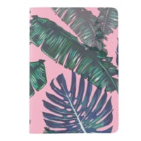 Pink and Palms Passport Cover