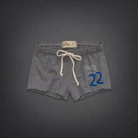 Hollister Cut-Off Hem Short-Shorts