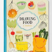 Drawing Food Journal - Urban Outfitters