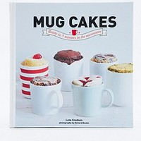 Mug Cakes Book - Urban Outfitters
