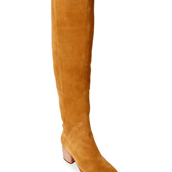 Senape Elanie Over The Knee Boots