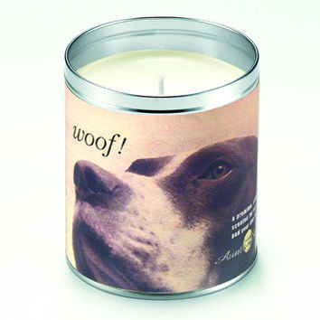 Woof! Candle